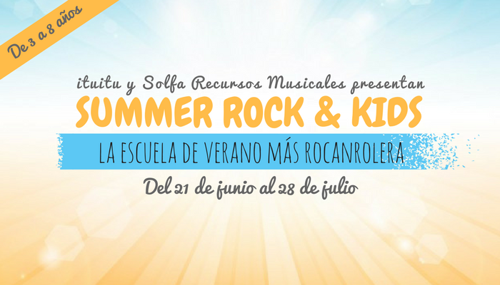 Summer Rock & Kids